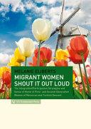 Migrant Women Shout It Out Loud