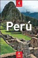Copertina Libro Perù