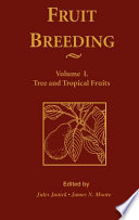 Fruit Breeding  Tree and Tropical Fruits