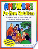 Answers for New Christians