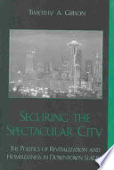 Securing The Spectacular City book