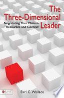 The Three Dimensional Leader