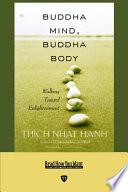 Buddha Mind  Buddha Body