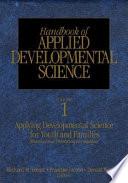 Handbook of Applied Developmental Science