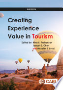 Creating Experience Value In Tourism 2nd Edition