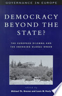 Democracy Beyond The State