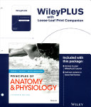 Principles of Anatomy and Physiology  15e WileyPLUS Registration Card   Loose leaf Print Companion