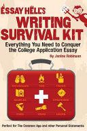 Writing Survival Kit