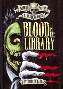 Ebook Blood in the Library Epub Michael Dahl,Bradford Kendall Apps Read Mobile