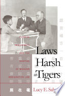 Laws Harsh As Tigers