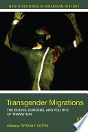 Transgender Migrations Book PDF