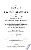 The Grammar Of English Grammars With An Introduction Historical And Critical book