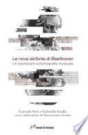 Le nove sinfonie di Beethoven