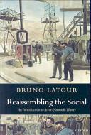 Reassembling the Social