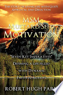 Msm Mustard Seed Motivation