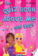 The Quiz Book about Me     and You