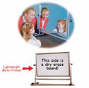 Clinical Speech Mirror and Dry Erase Board