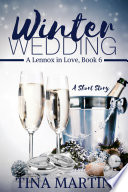 Winter Wedding : of december is a frosty reunion lavina...