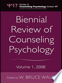 Biennial Review Of Counseling Psychology