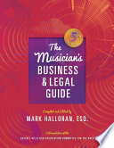 download ebook the musician's business and legal guide, fifth edition pdf epub