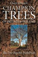 Champion Trees of Britain & Ireland