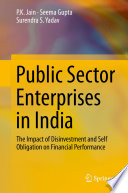 Public Sector Enterprises In India