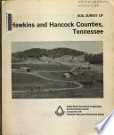 Soil Survey of Hawkins and Hancock Counties, Tennessee