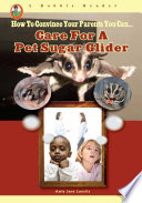 Care for a Pet Sugar Glider