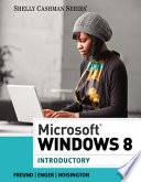 Microsoft Windows 8  Introductory