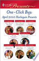 One Click Buy  April 2010 Harlequin Presents