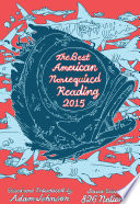 Book The Best American Nonrequired Reading 2015
