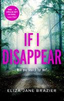 If I Disappear Book PDF