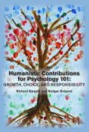 Humanistic Contributions for Psychology 101 Its Kind A Supplemental Text Cataloging The