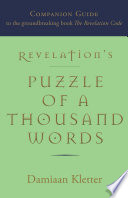 Revelation's Puzzle Of A Thousand Words : code.
