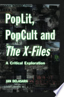 PopLit  PopCult and The X Files