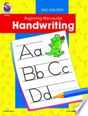 Beginning Manuscript Handwriting  Grade K