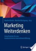 Marketing Weiterdenken