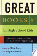 Great Books for High School Kids