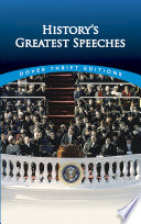 History s Greatest Speeches