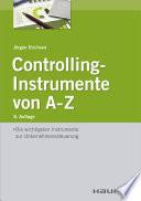 Controlling Instrumente von A-Z