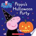 Peppa s Halloween Party  Peppa Pig  8x8