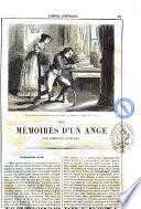 Les mémoires d'un ange par Emmanuel Gonzales