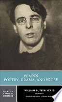 Yeats s Poetry  Drama  and Prose