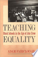 Teaching Equality
