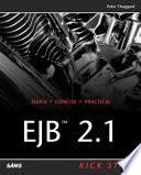 EJB 2 1 Kick Start