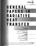 General papers in radiative heat transfer
