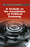 A Prelude to the Foundation of Political Economy