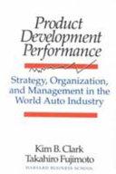 Product Development Performance
