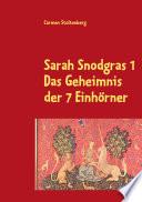 Sarah Snodgras 1