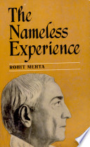 The Nameless Experience